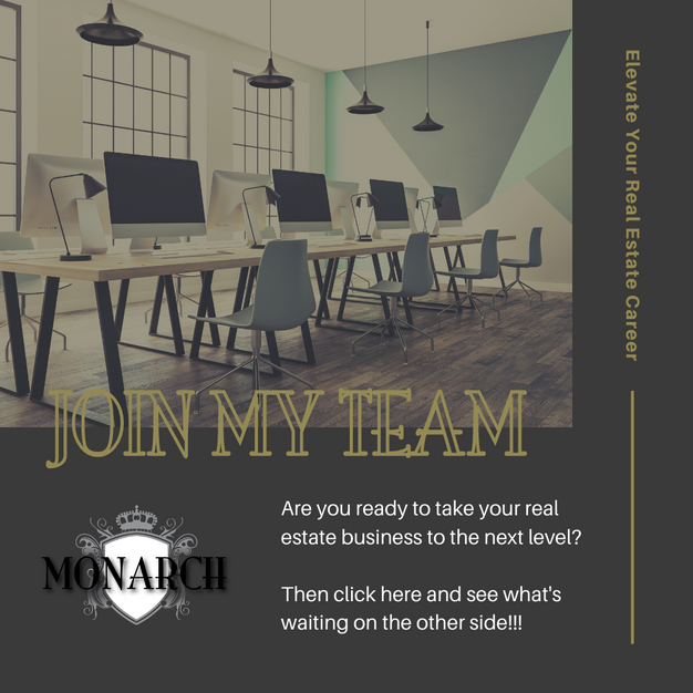 JOIN MY REAL ESTATE TEAM