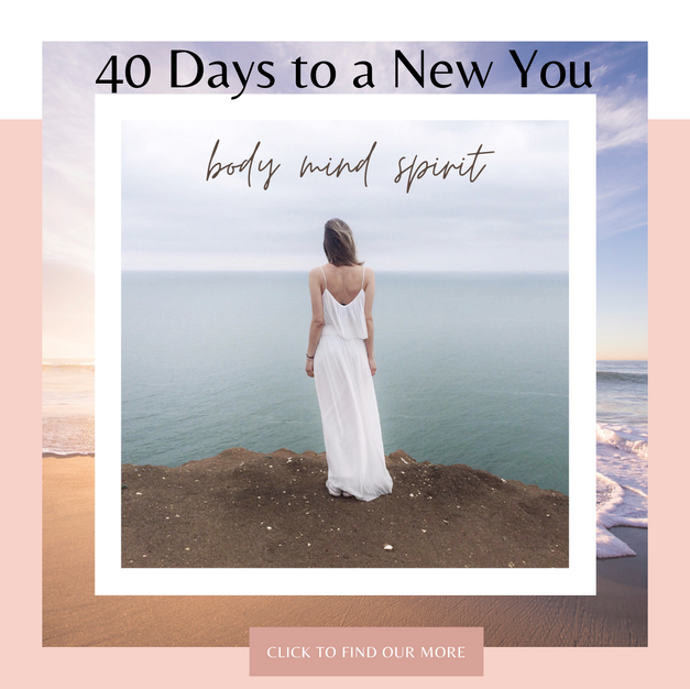 40 Days to a New You