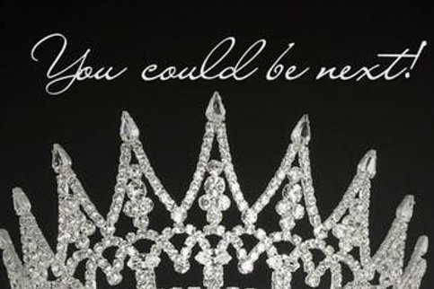 Pageant Application Fee