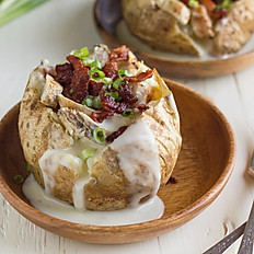 Chicken & Bacon Mayonnaise Jacket