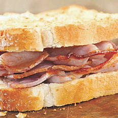 Bacon Sandwich NEW