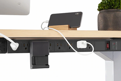 8-Outlet Mountable Surge Protector