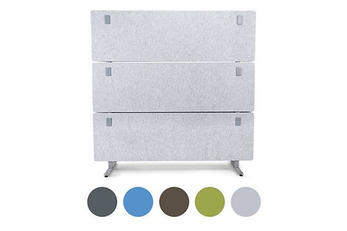 OneWall Mobile Acoustic Office Partition