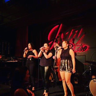 The Ault Sisters at Jazz Bistro; Toronto, ON