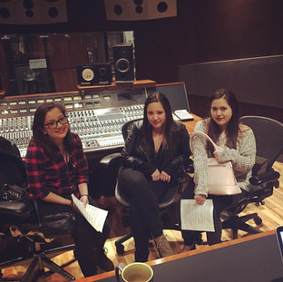 The Ault Sisters at Revolution Studios; Toronto, ON