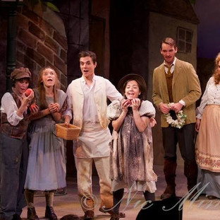 Eastman Opera Theatre's Albert Herring