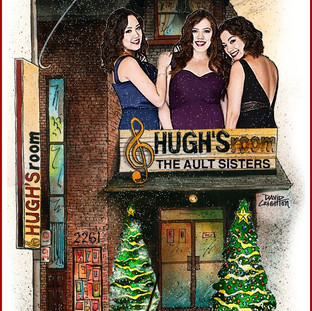 The Ault Sisters; Artwork by David Crighton