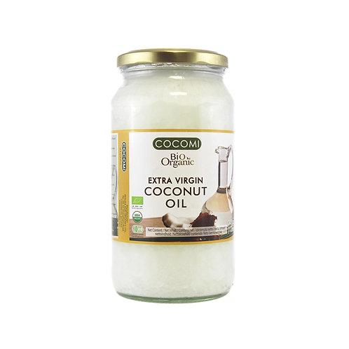 Cocomi Organic Coconut Oil (virgin) 有機初榨冷壓椰子油