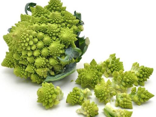 寶塔花菜介紹(Romanesco broccoli)