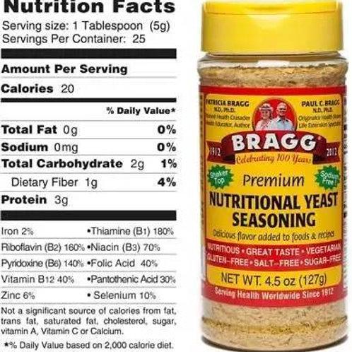 Bragg Nutritional Yeast 營養酵母
