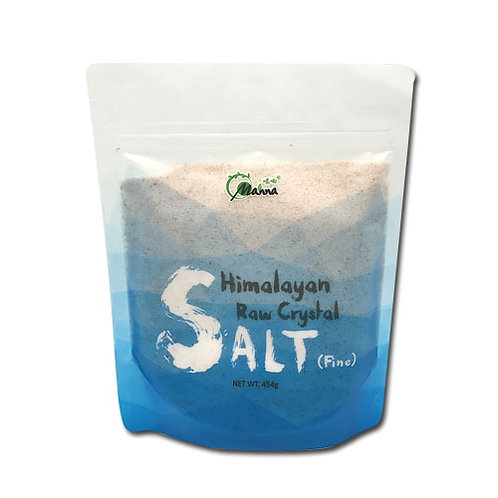 Himalayan Raw Crystal Salt (fine) 喜馬拉雅岩鹽 (岩鹽)