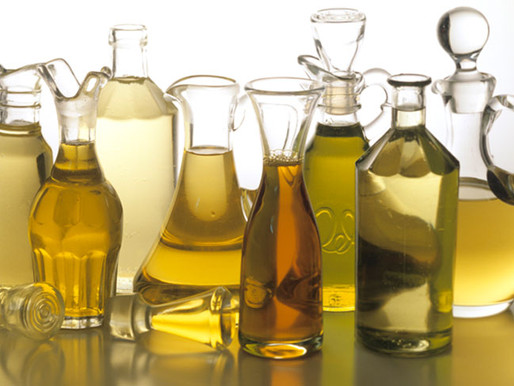 How to choose the best oil? 如何選擇最佳食油?