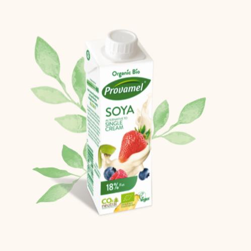 Provamel Organic Soya Alternative To Single Cream 有機豆奶忌廉()