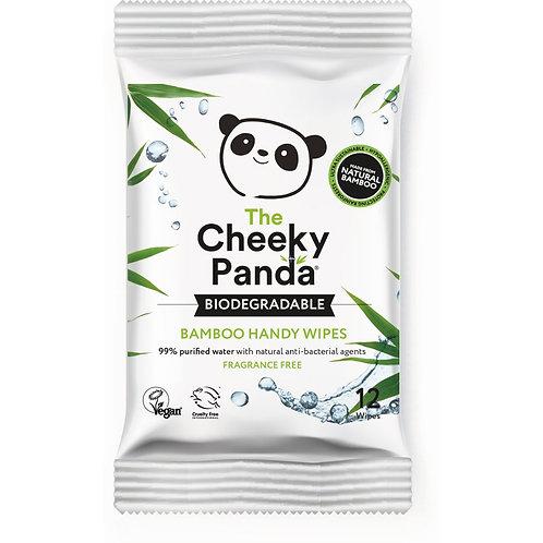 Cheeky Panda Bamboo Travel Wipes