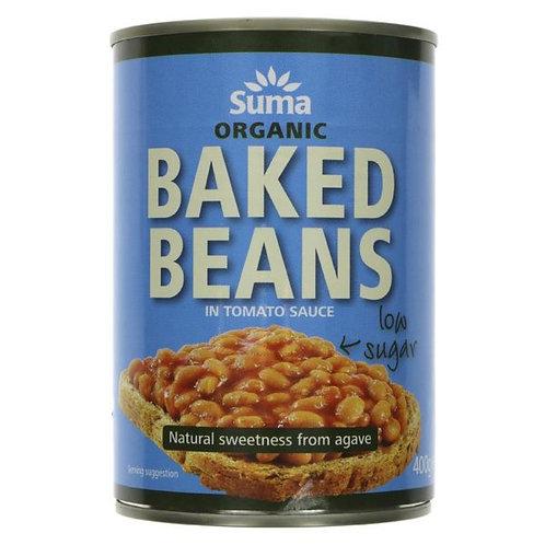 Suma Organic Baked Beans 焗豆