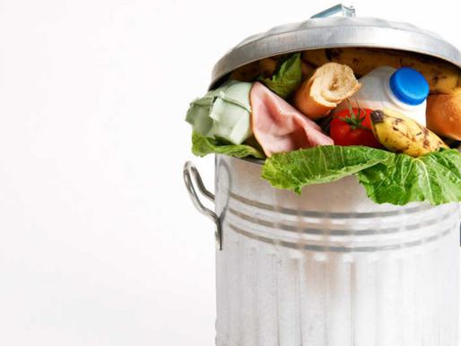 浪費食物----廚餘