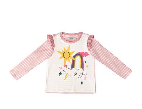 T-Shirt SUNNY RAINBOW