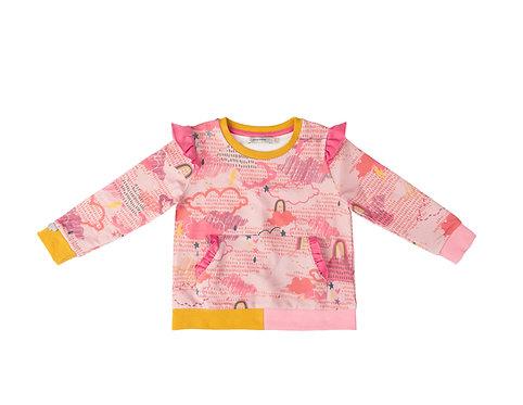 Sweatshirt RAINBOW STAR