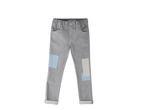 Patch jeans BUG