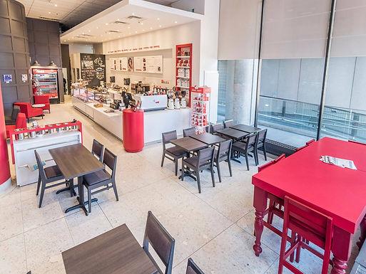 Presse Café St. Clair Ave. West, Toronto