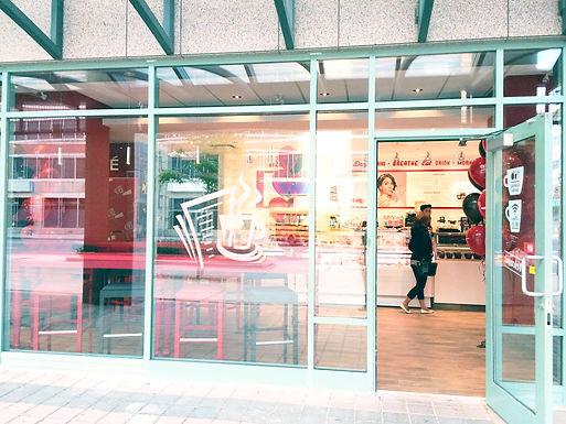 Presse Café Bay Street Toronto