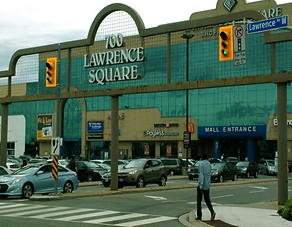 Lawrence Square, Toronto