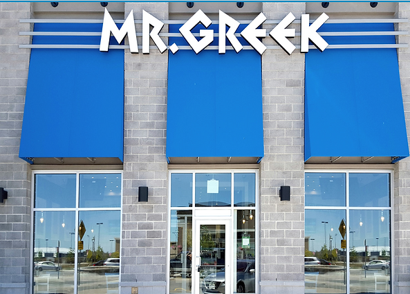 mr greek franchise location in ontario e