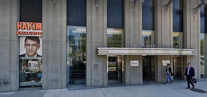 Mos Mos  Thomson Building  - The Path - Toronto