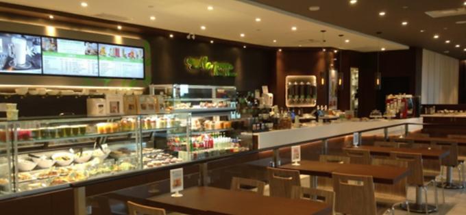 La Prep Café/Bistro Corus Quay Toronto
