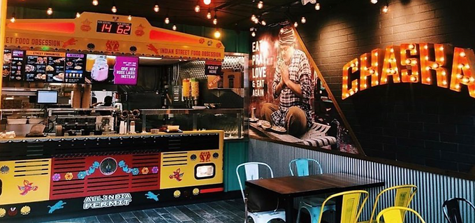 Chaska Indian Street Food - Adelaide Toronto For Sale