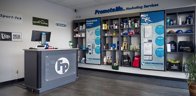 Fully Promoted - Leading International Marketing Services & Branded Products