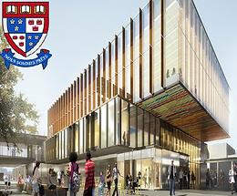 Simon Fraser University, Student Union Bldg