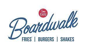 boardwalk logo stand alone