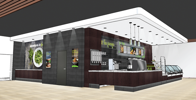 La Prep Café/Bistro McMaster University Hamilton