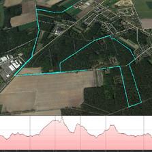 7,5km Nordic-Walking