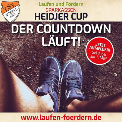 1. Virtueller Sparkassen-Heidjer-Cup