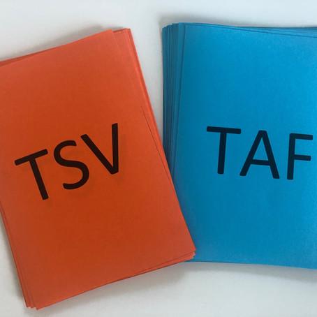 TAF und der TSV Auetal stimmen für Verschmelzung