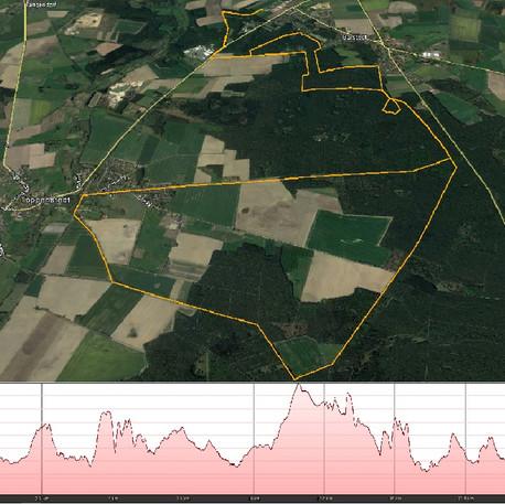 21,0km Halbmarathon