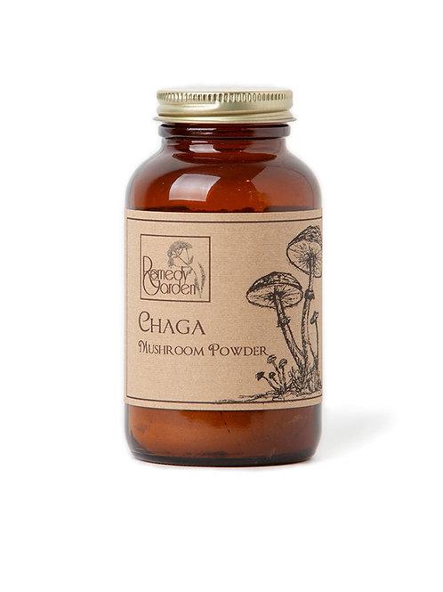 """Remedy Garden """"Chaga"""" Mushroom Powder"""