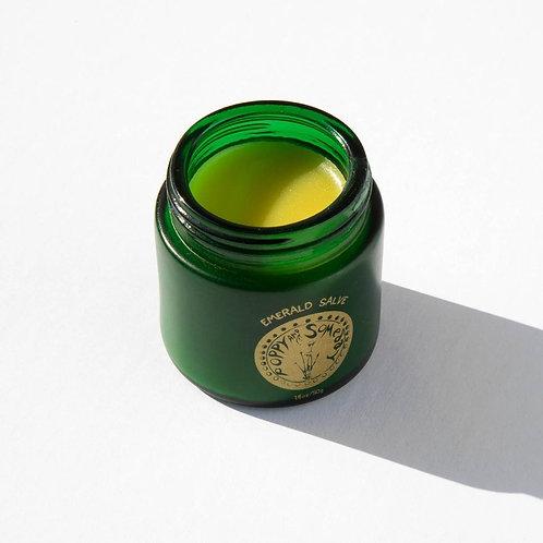 Poppy & Someday Emerald Salve