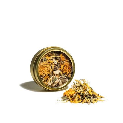 Wildland Meditation Tea Treatment Trio (For Face, Hair, Body & Soul)