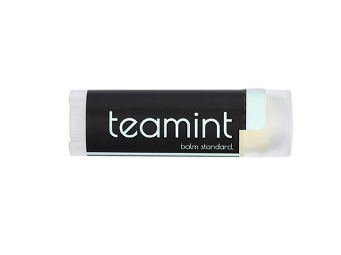 The Balm Standard Tea Mint Lip Balm