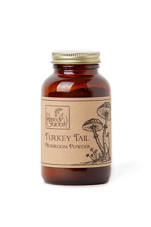 "Remedy Garden ""Turkey Tail"" Mushroom Powder"