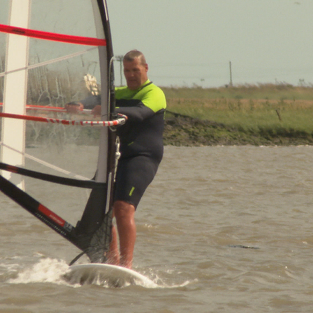 We Salute The King of Windsurfing!