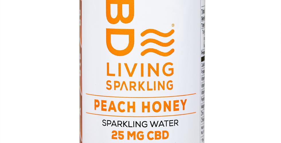 CBD Living - Peach Honey