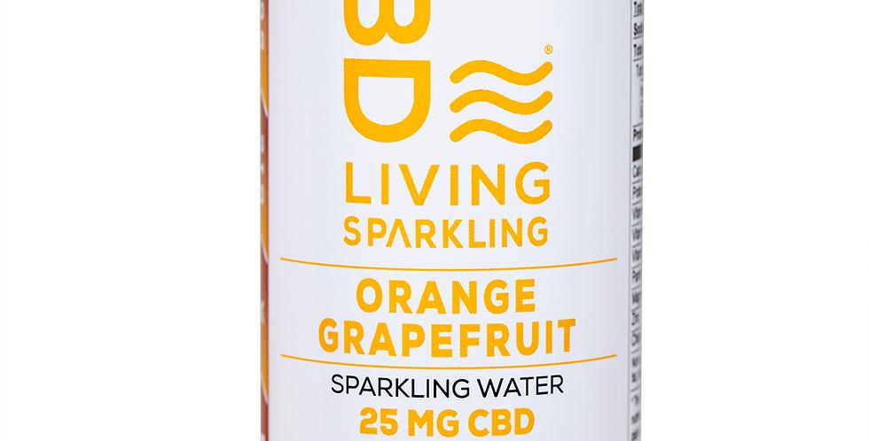 CBD Living - Orange Grapefruit