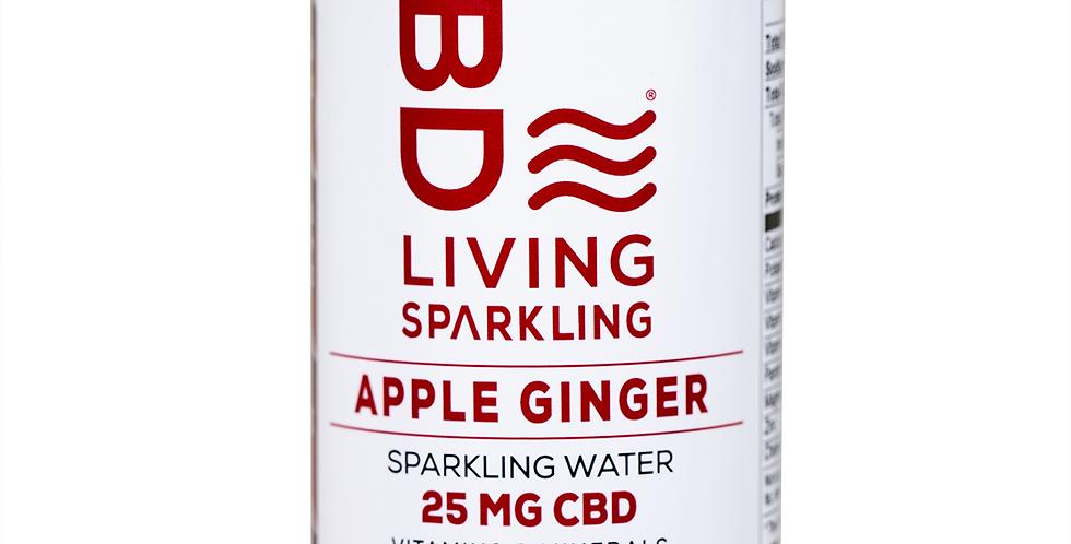 CBD Living - Apple Ginger