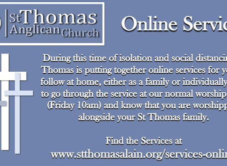 St Thomas Online Services