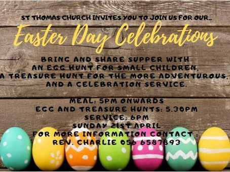 Easter Day Celebrations