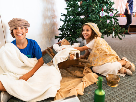 St Thomas Celebrates Nativity
